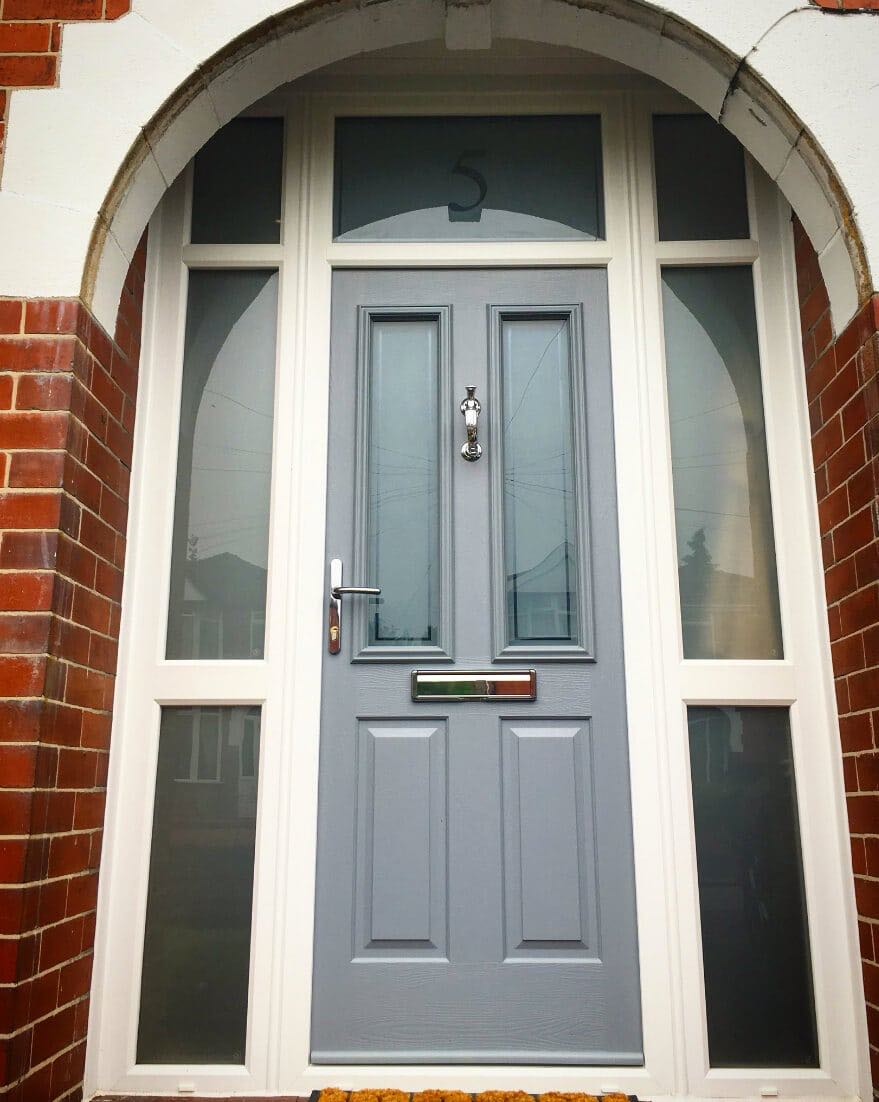 Grey Solidor Sale Manchester
