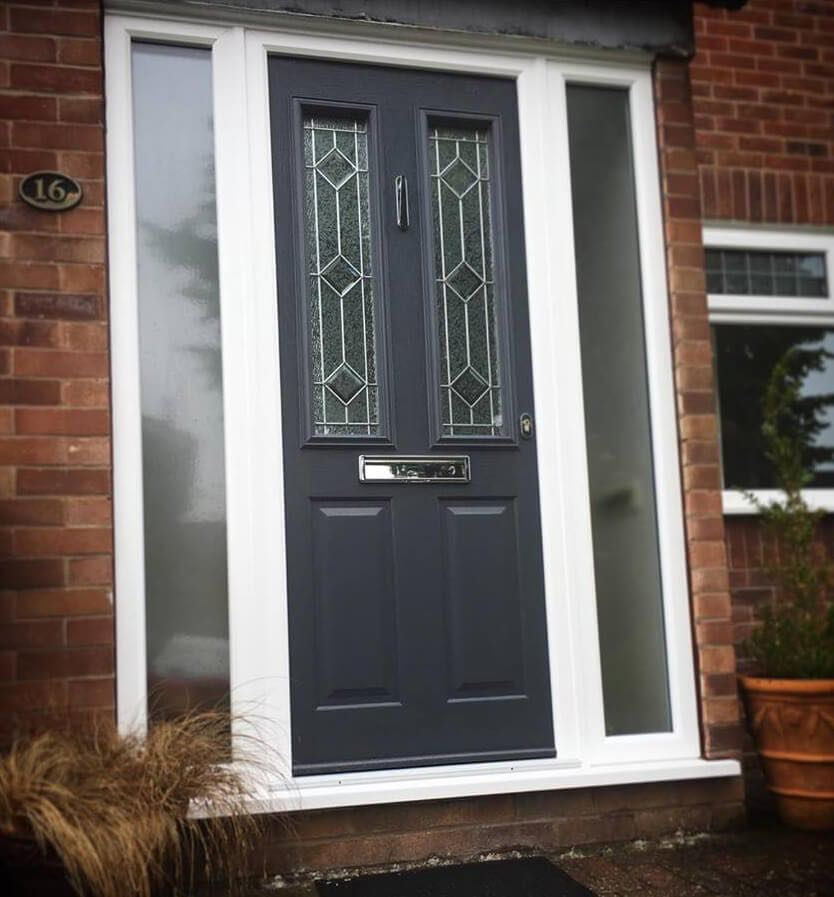 Perfect Anthracite Grey Solidor