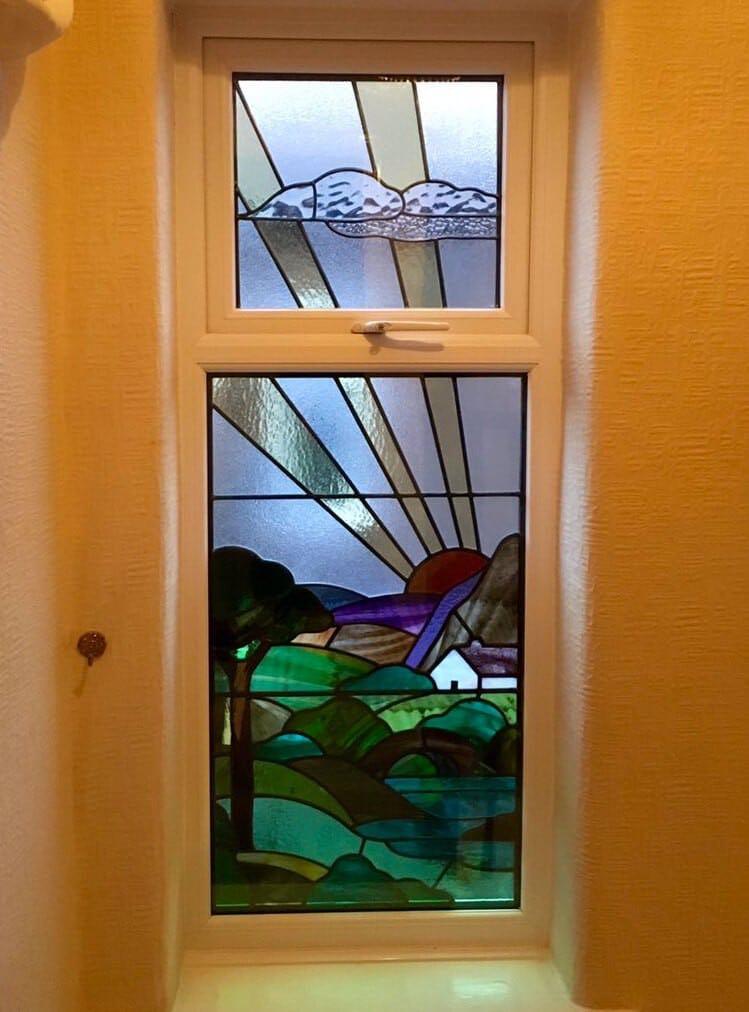 Stained Glass Window Altrincham