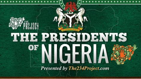 The Presidents Of Nigeria