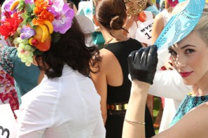 Race Down to L'Oreal at Melbourne Cup