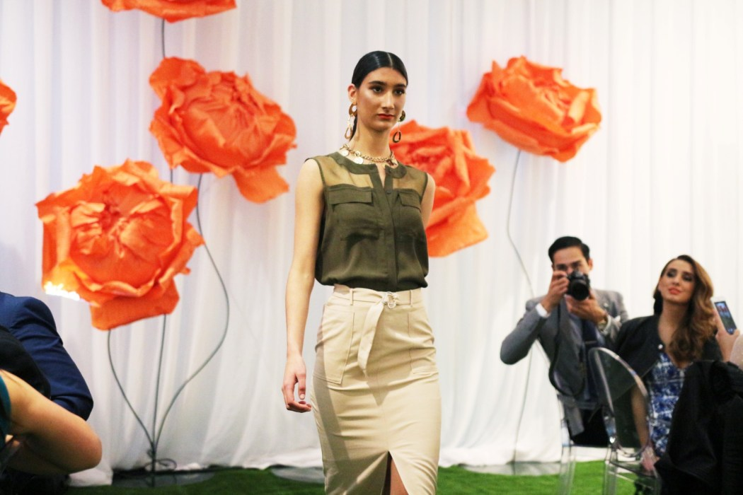 Rundle Place showcased an assortment of new season trends which were showcased at an exclusive event on level one last week.