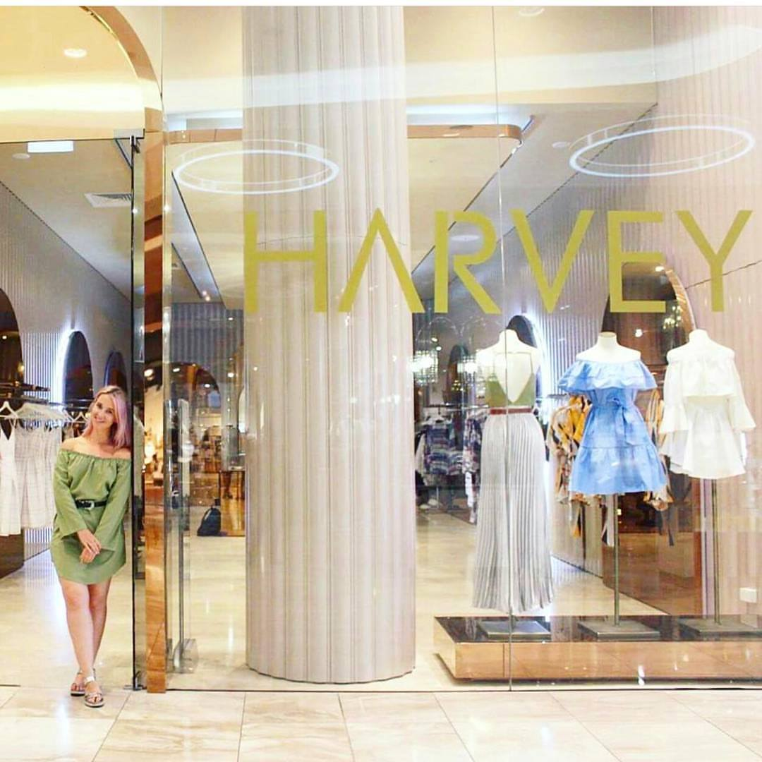 Celebrate Harvey the Label's final pop-up week with 30% off