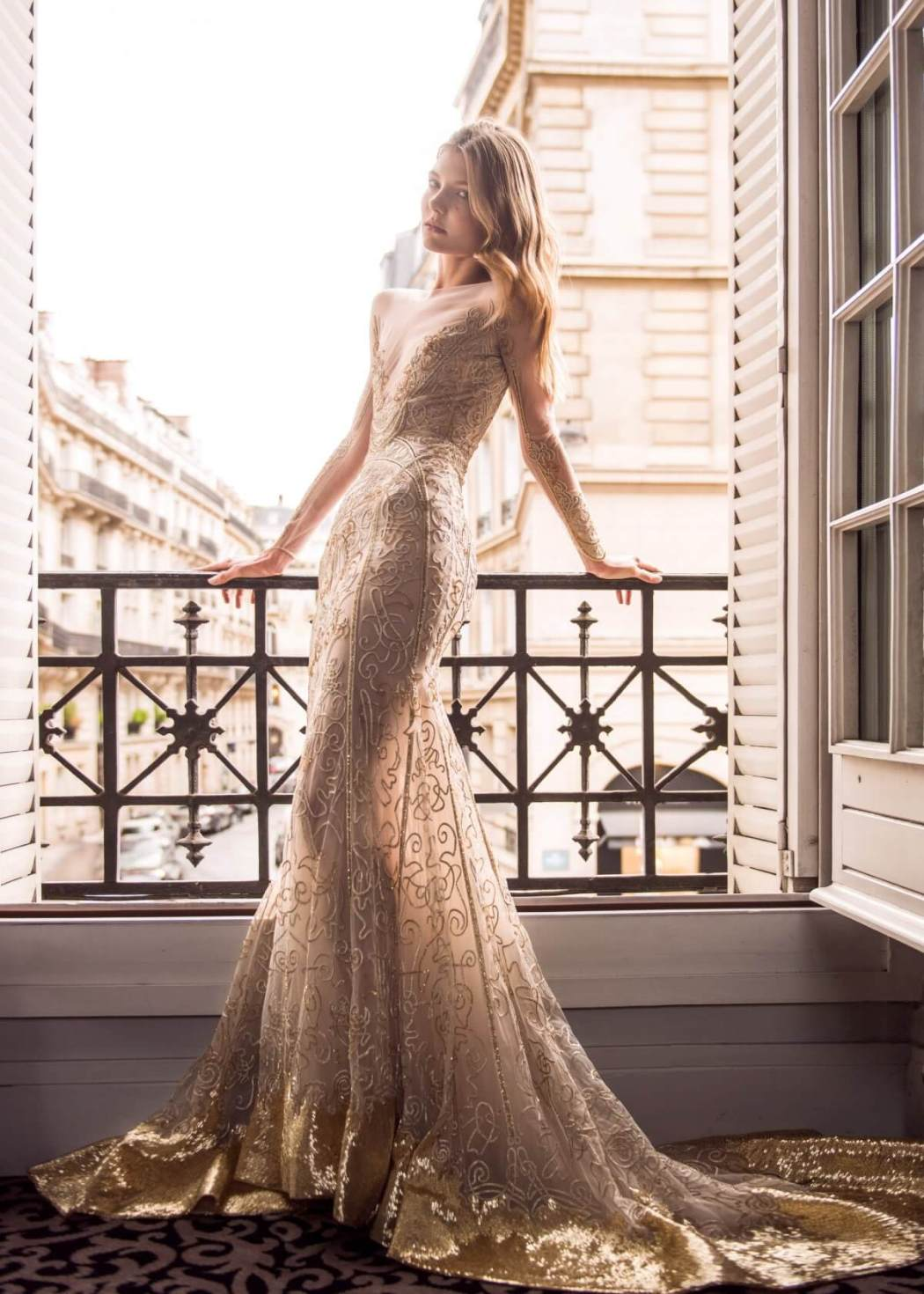 A first look at Paolo Sebastian's 'Reverie'.