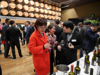 Last week we were invited to attend the Australian Premium China Yearbook 2018 tasting. Organized by SA's own Tomich Wines, this is a collaboration between Winestate Magazine and Apex Manuel (essentially a Chinese publication focusing on all things fancy) to taste through 300 Australian wines tailored to a Chinese palate and pick a top 100 to be published in the magazines.