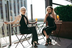 Local label Georgy Collection will be your new go-to for party dresses