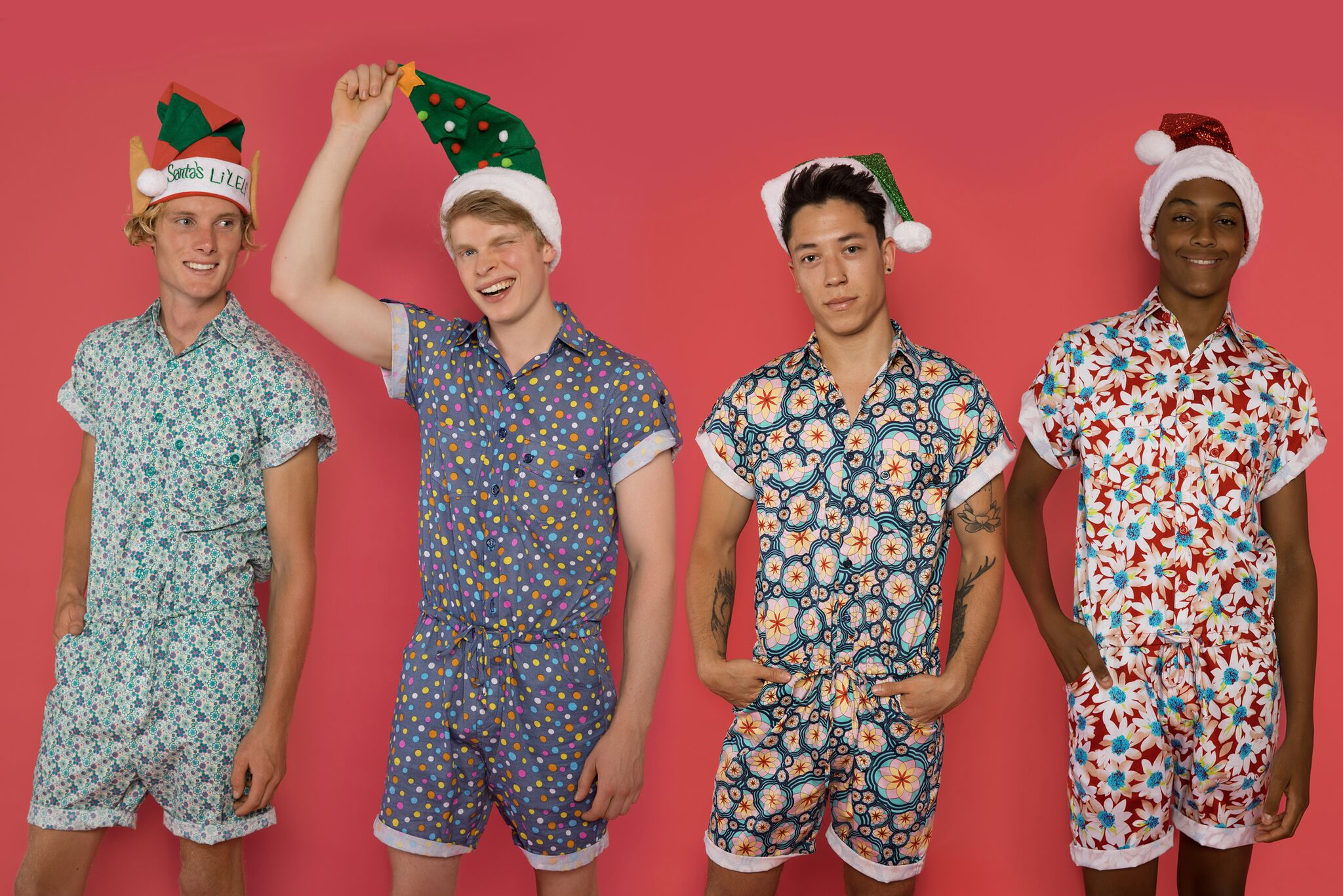Romp Squad Male Romper Xmas_preview