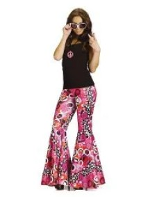 Flower Power Halloween Costume You Can Make at Home