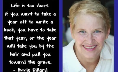 blank minds writing tips