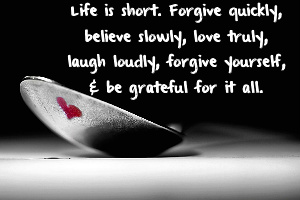 bad relationship forgiveness