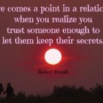 tips for building trust in a relationship