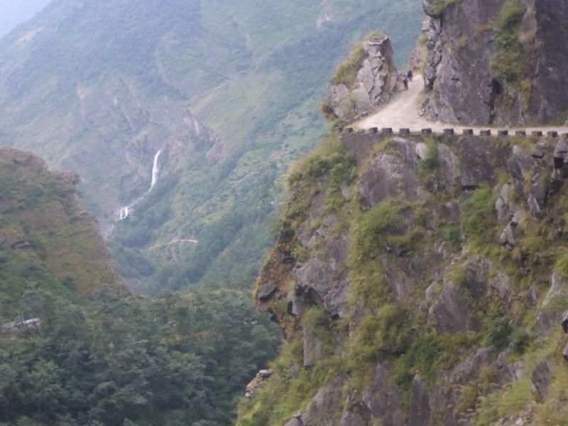 The Road to Totapani, Nepal