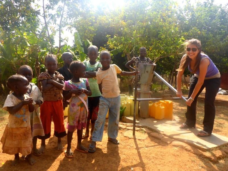 South Sudan - Water Pumping