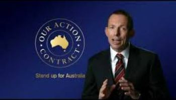Tony Abbott Changes Liberal Foreign Policy