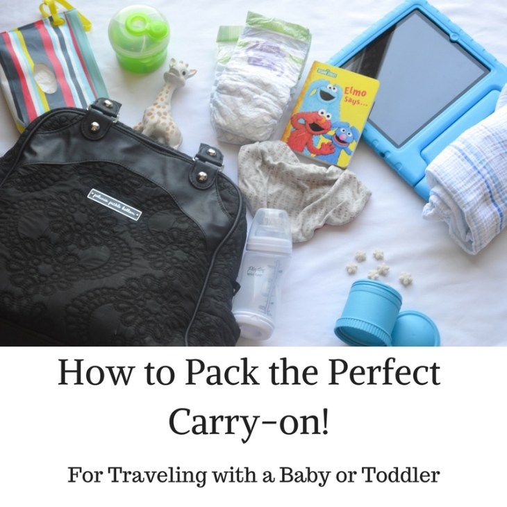 How to Pack the Perfect Carry-on!
