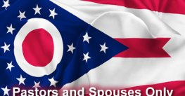 Ohio Pastors and Spouses Only