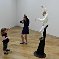 Our Adventure at the Nottingham Contemporary : Francis Upritchard