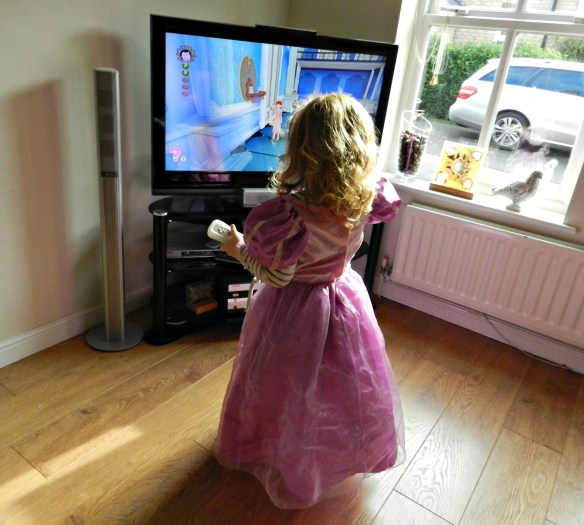 Disney Princess Wii Game