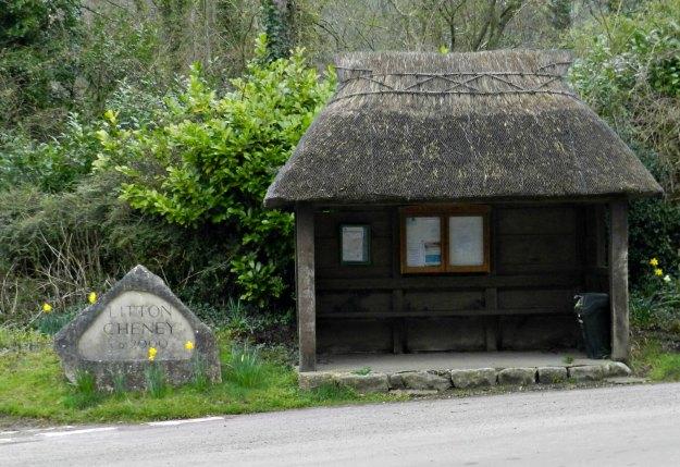 Dorset Bus Shelter