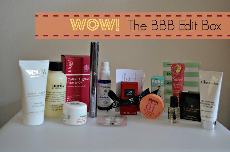 BBB Edit Box