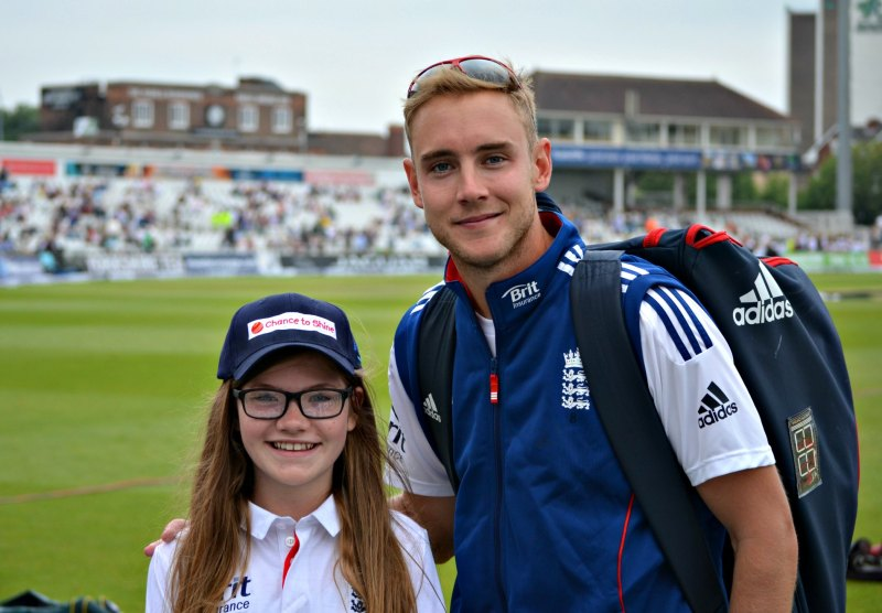 The Ashes 2013 Stuart Broad