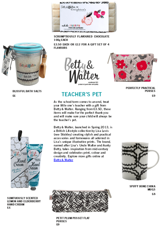 Teachers Gift Ideas : I Love Mondays