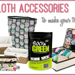 Accessories to Help Make Using Mama Cloth Even Easier