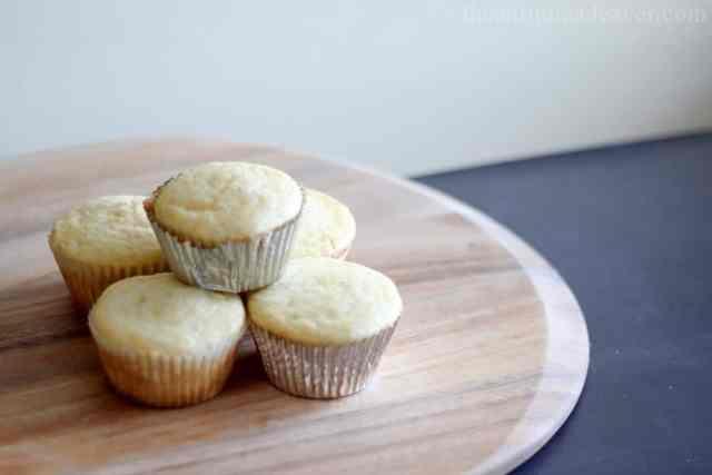 Accidental Banana Cornbread Muffins | The Anti June Cleaver