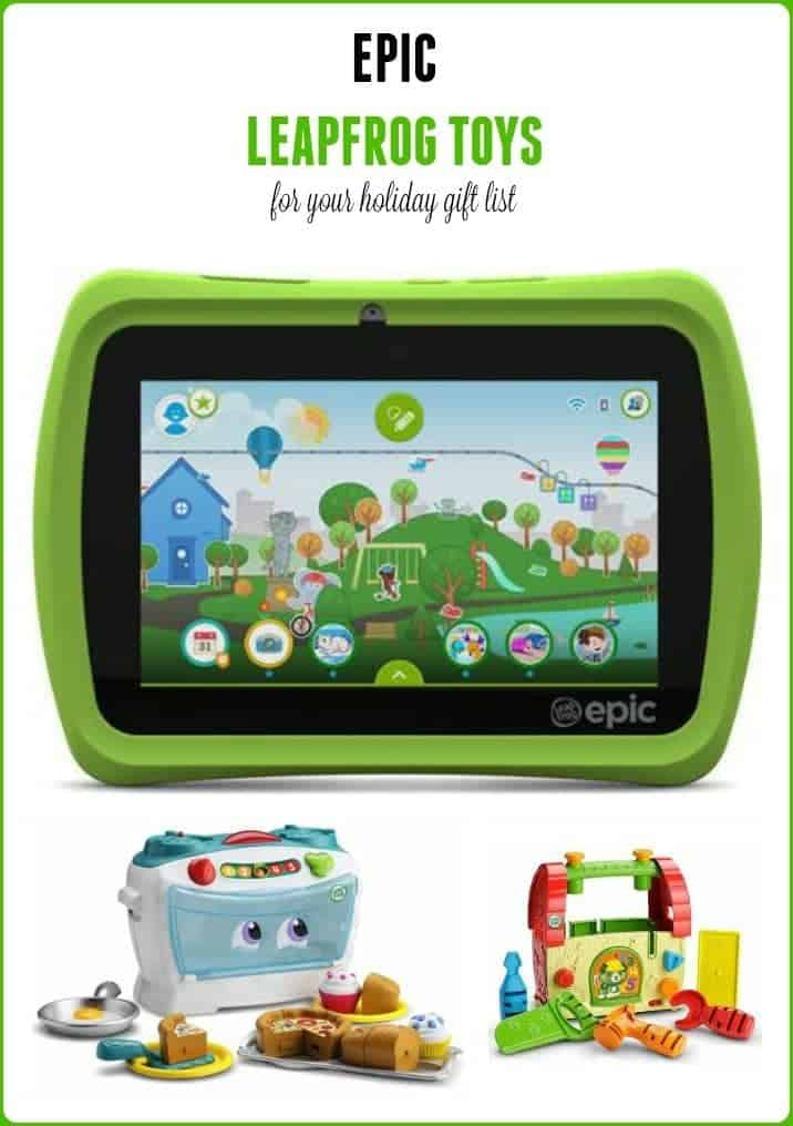 Toys For Holidays : Epic toys from leapfrog for the holidays anti june cleaver