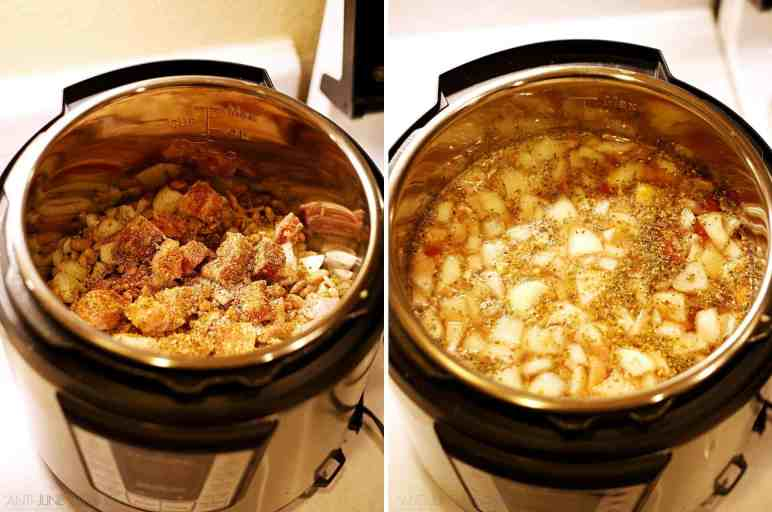 Pressure Cooker Pinto Beans Recipe - The Anti-June Cleaver