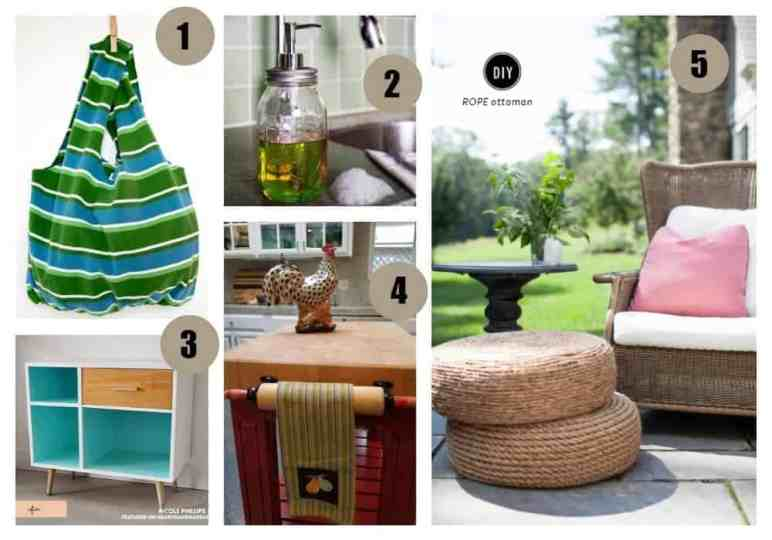 Creative upcycling ideas for earth month the anti june - Upcycling ideas for the home ...