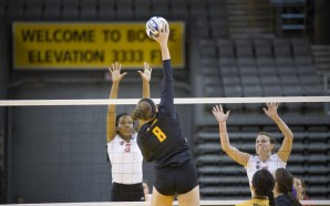 Mountaineers remain in control, win 3-0