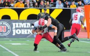 Rapid reaction: App State 28, Louisiana Lafayette 7