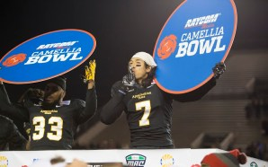 Rapid Reaction: App Wins Camellia Bowl 31-29
