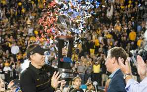 Camellia Bowl champions once again