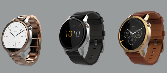moto 360 2nd gen - best android smartwatches