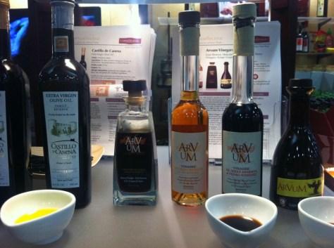 Specialty Oils & Vinegars