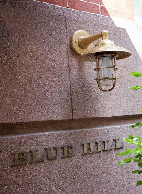 Blue Hill New York