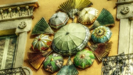 Art of the Umbrella