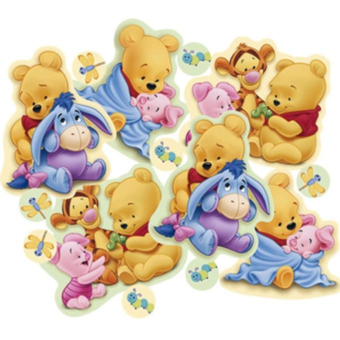 Cute Baby Winnie The Pooh Wallpaper