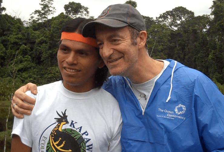 Michael-Allosso-our-Achuar-guide