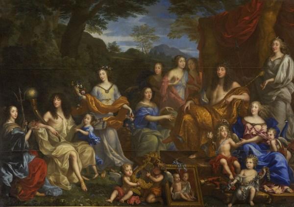 Jean_Nocret_-_Louis_XIV_et_la_famille_royale_-_Google_Art_Project
