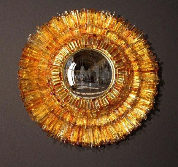 Le Roi Soleil Convex Mirror