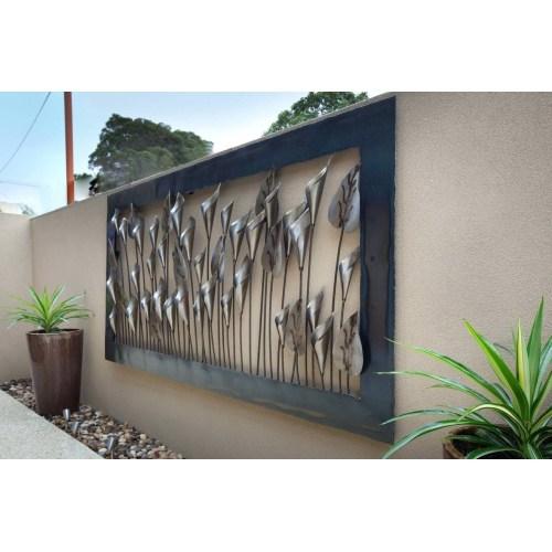 Medium Crop Of Large Metal Wall Art