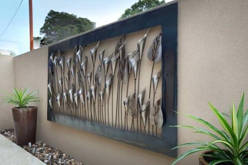Medium Of Large Metal Wall Art