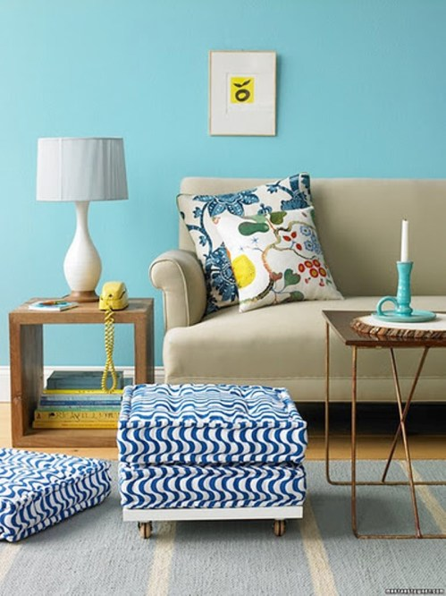 Medium Of Colors That Go With Teal
