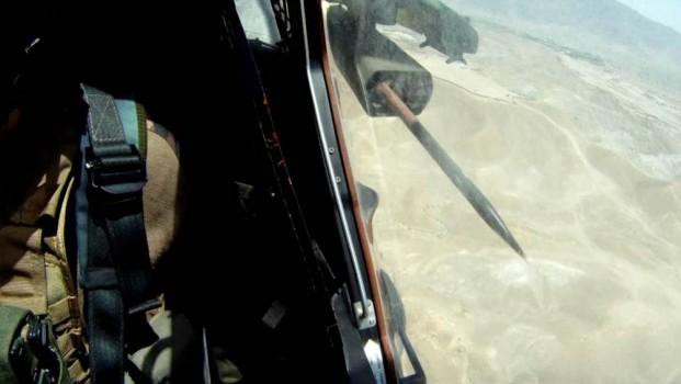 Tir roquette Tigre
