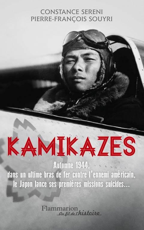 Kamikazes couv