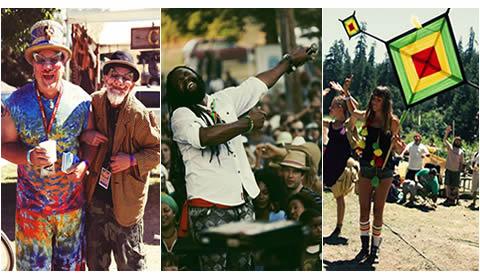 Aah, Reggae. Scenes from 2012, by Zac Mansfield.