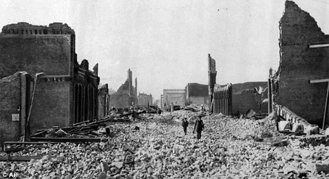 San Francisco, April 18, 1906